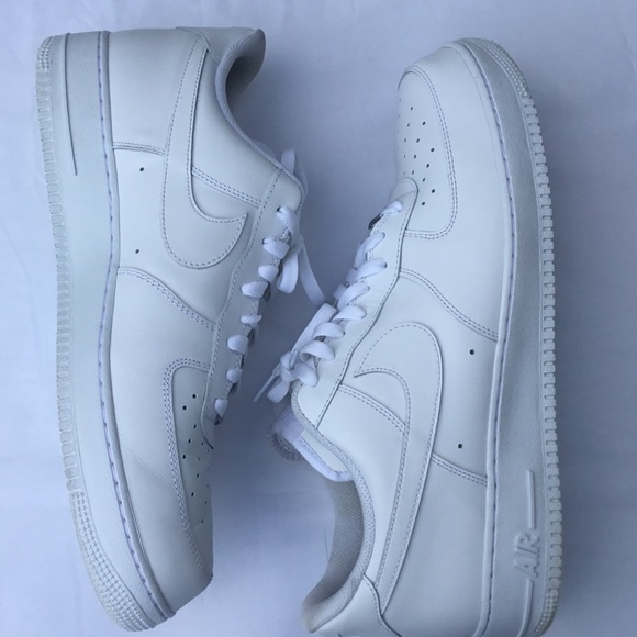 Nike Shoes   Air Force Ones Low White